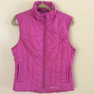 Marmot Womens Vest Medium Pink